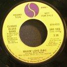 CLIMAX BLUES BAND~Makin' Love (Edit)~ Sire SRE 1026 1978, PROMO 45