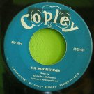 DOROTHY MCMANUS~The Moonshiner / The Little Black Mustache~ Copley 459-155 45