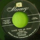GEORGIA GIBBS~Dance with Me Henry / Ballin' the Jack~ Mercury 70572X45 1955, 45