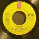 MCFADDEN & WHITEHEAD~Mr. Music / Do You Want to Dance~ Philadelphia Int'l ZS9 3704 1979, 45