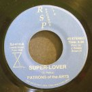 PATRONS OF ARTS~Super-Lover~ RSP SJ-414 45