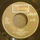 R.J.'S LATEST ARRIVAL~Shackles~ Quality QUS 7059 1984, 45