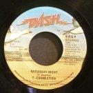 T-CONNECTION~Saturday Night~ Dash 5051 1979, 45