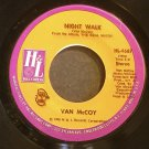 VAN MCCOY~Night Walk / Love Child~ H & L HL-4667 1976, 45