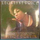LEONTYNE PRICE & ANDRE PREVIN~Leontyne Price - Andre Previn~RCA Red Seal ARL1-1029 LP