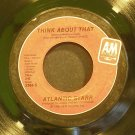 ATLANTIC STARR~Think About That~A&M 2364-S (Funk) VG+ 45