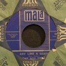 BOX TOPS~Cry Like a Baby~Mala 593 (Soft Rock) VG+ 45