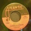 BRIDES OF FUNKENSTEIN~Disco to Go~Atlantic 3498 (Funk) VG+ 45