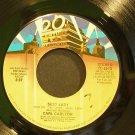 CARL CARLTON~Sexy Lady~20th Century Fox 2513 (Funk)  45