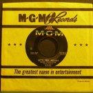 CLYDE MCPHATTER~Let's Try Again~MGM K12843 (Soul) VG++ 45