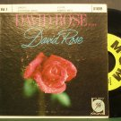 DAVID ROSE~Plays David Rose, Vol. 1~MGM X1659 Rare VG++ 45 EP