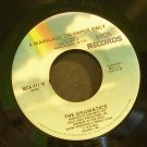 THE DRAMATICS~A Marriage on Paper Only~MCA 41178 (Funk) VG+ 45