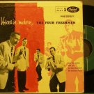 THE FOUR FRESHMAN~Voices in Modern, Part I~Capitol 1-522  45 EP