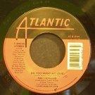 MIKI HOWARD~Do You Want My Love~Atlantic 89232 (Soul) VG++ 45