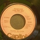PEABO BRYSON~Reaching for the Sky~Capitol 4522 (Soul) VG+ 45