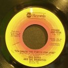 RON BANKS &  DRAMATICS~I'm Going by The Stars in Your Eyes~ABC 12125 (Soul)  45