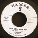 TANI JONES~Easy Come Easy Go~Cameo 183 (Northern Soul) Promo Rare HEAR 45