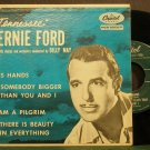 TENNESSEE ERNIE FORD~His Hands~Capitol 1-639 (Gospel)  45 EP