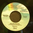 WILTON FELDER & CRUSADERS~Inherit the Wind~MCA 51024 (Funk) Rare VG+ 45