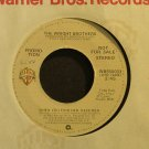 WRIGHT BROTHERS~When You Find Her, Keep Her~Warner Bros. WBS50033 Promo VG+ 45