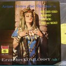 ERZSEBET KOMLOSSY~Arias From the Operas by Bizet~Qualiton 11329 (Classical) SD M- Hungary LP