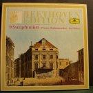KARL BOHM~Beethoven Edition 9 Symphonien~DGG 205040 1st SD M- Germany 8LP Box Set