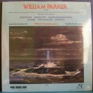 WILLIAM PARKER~William Parker~New World 305 SS LP