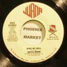 ANITA WARD~Ring My Bell~Juana 3422 (Disco) VG+ 45