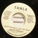 SMOKEY ROBINSON~Heavy on Pride (Light on Love)~Tamla 54313F (Soul) Promo VG+ 45