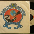 ALABAMA~Pass it on Down~RCA 7-R  45