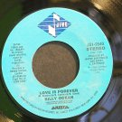 BILLY OCEAN~Love is Forever~Jive 9540 (Funk)  45