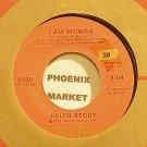 HELEN REDDY~I am Woman~Capitol 3350 VG+ 45