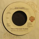 JOHN FOGERTY~The Old Man Down the Road~Warner Bros. 29100 (Classic Rock)  45