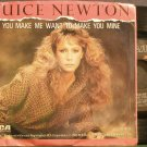 JUICE NEWTON~You Make Me Want to Make You Mine~RCA 14139 VG+ 45
