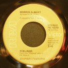 MORRIS ALBERT~Feelings~RCA Victor 10279 VG+ 45