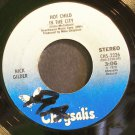 NICK GILDER~Hot Child in the City~Chrysalis 2226 (Glam-Rock) VG+ 45