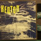 "STAN KENTON~Stan Kenton Classics~Capitol 358 (Big Band Swing) VG+ 45 2X7"", EP, Box Set"