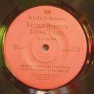 STEFANIANNE CHRISTOPHERSON~Little Rabbit's Loose Tooth~Scholastic 31043-7 (Children)  45