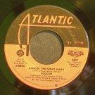 VOGGUE~Dancin' the Night Away~Atlantic 3847 (Disco)  45