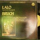 ZINO FRANCESCATTI~Lalo: Symphonie Espagnole~CBS Masterworks 38761 NM LP