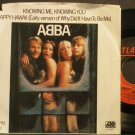ABBA~Knowing Me, Knowing You~Atlantic 3387 (Disco) VG+ 45