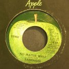 BADFINGER~No Matter What~Apple 1822 VG++ 45