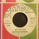 BLACK OAK ARKANSAS~Keep the Faith~ATCO 6878 (Southern Rock) Promo M- 45
