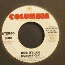 BOB DYLAN~Mozambique~Columbia 10298 Promo VG++ 45