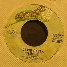 DAVID GATES~Clouds~Elektra 45857  45