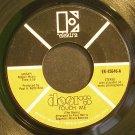 DOORS~Touch Me~Elektra 45656 (Classic Rock) VG+ 45