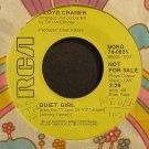 FLOYD CRAMER~Quiet Girl~RCA 0821 Mono Promo Rare VG+ 45