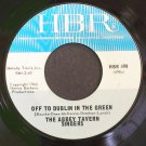 ABBEY TAVERN SINGERS~Off to Dublin in the Green~HBR 498  45