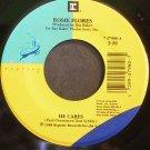 ROSIE FLORES~He Cares~Reprise 27980 (Indie Rock) Rare 45