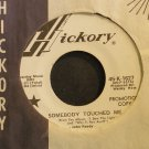 ROY ACUFF~Somebody Touched Me~Hickory 45-K-1627 Promo 45